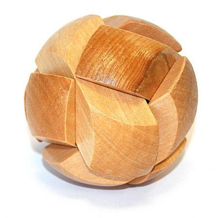 Головоломка деревянная в кор. Полная Луна
