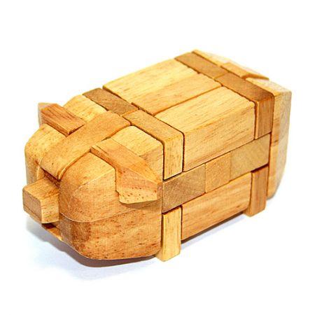 Головоломка деревянная К62