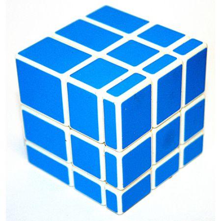 Головоломка Кубик синий разные грани