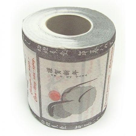 Туалетная бумага Русско-Японский разговорник 3ч