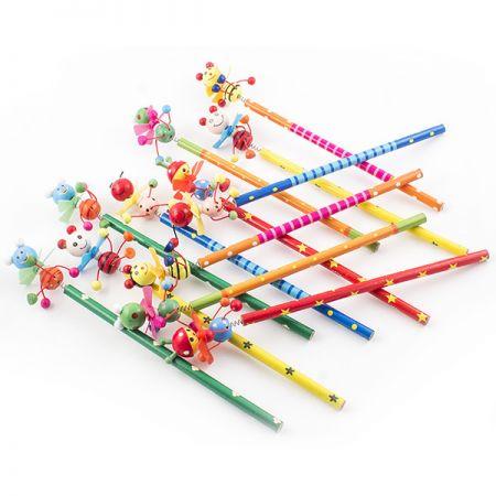 Набор карандашей 4 на пружинке 12 шт в кор.