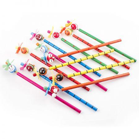Набор карандашей 8 на пружинке 12 шт в кор.