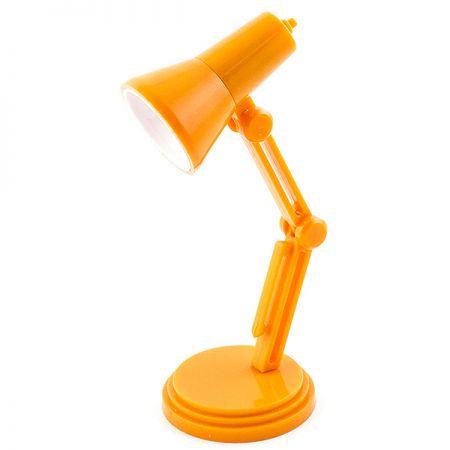 Светильник для чтения книг Настольная Лампа оранжевый