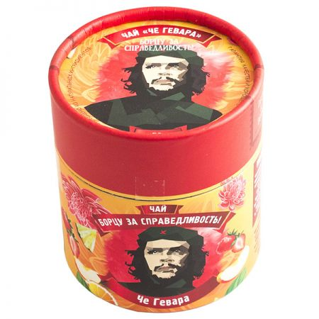 Чай фруктовый Че Гевара в Тубусе 55г